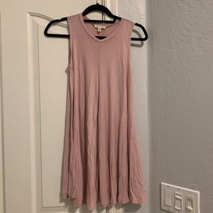 Urban Outfitters Dress Rose